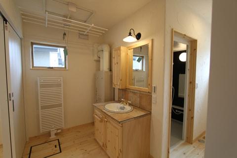 E邸洗面化粧台