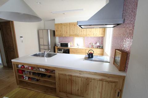 YA邸キッチン