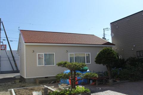 SA邸(減築工事)